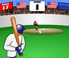 Beyzbol Alıştırma Vuruşu